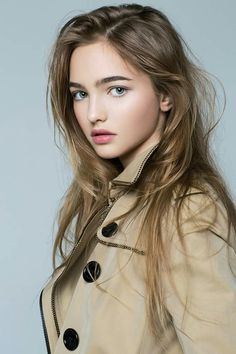 Bezrukova Anastasia.. She's only 13 but her beauty surpass her age