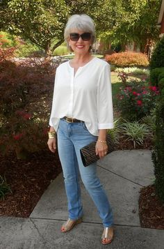 Fifty, not Frumpy: Wear It Wednesday - Shoes For All!:                                                                                                                                                                                 Más