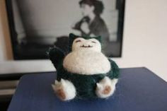 needle felted pokemon - Google Search