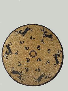 cestino sardo, basket Sardinia