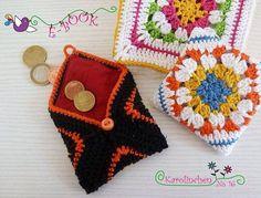 Luty Artes Crochet: Pap porta níquel