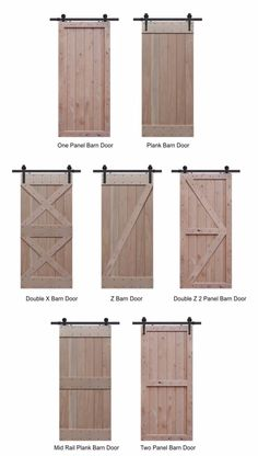 Beau Tampa Retail Store For Sliding Barn Door Hardware And Barn Door Track. Barn  Doors Are Interior Doors That Slide Along A Wall Mounted Track And Have No  ...