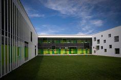 Escola San Sebastián / Tidy Arquitectos