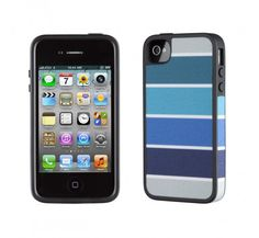 ColorBar Arctic FabShell for iPhone 4S/4  |  $34.95