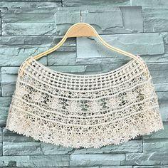 Fashion Womens Lace Hollow Crochet Knit Cape Shawl Tank Top Vest Jumper Pullover