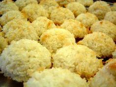 hindistan cevizli kurabiye tarifleri