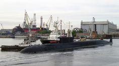 Submarino nuclear Yuri Dolgoruki entrará en servicio en 2014