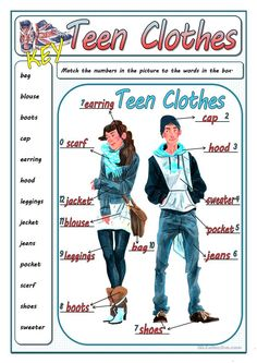 TEEN CLOTHES