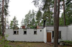 Clássicos da Arquitetura: Casa Experimental Muuratsalo,© Nico Saieh
