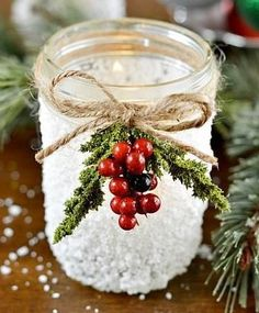 24 Creative Ideas For Holiday Candles And Luminaries