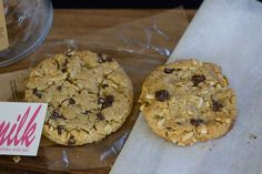 Karlie's Perfect 10 Cookies : gluten and dairy free!