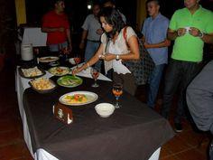 Cata-degustación aceite de oliva virgen extra Restaurante El Portal de las Carnes. San Pedro Sula - Honduras by iloveaceite, via Flickr