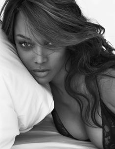 Tyra Banks Loves Instagram Brows, Contouring and Discovering New Models
