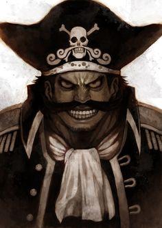 Gol D. Roger - KING OF PIRATES