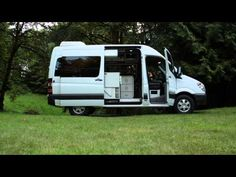 Video Of A Sprinter Conversion From Van Specialties In Oregon If You Live