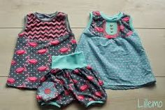 Imagem relacionada Kos, Sewing Projects, Rompers, Summer Dresses, Fashion, Dresses For Girls, Embroidery, Bebe, Sewing For Kids