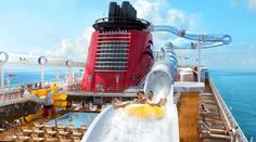 pictures of disney fantasy cruise ship | Disney's AquaDuck Water Coaster: Not a Coaster But Still Very Cool