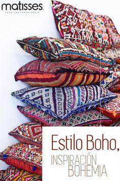 El estilo #boho, magia e inspiración para el hogar.