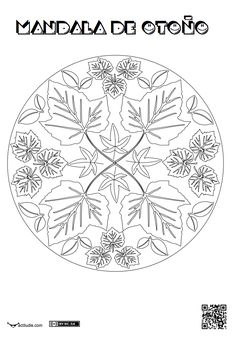 Pin by bobbi henson on coloring books Autumn Crafts, Fall Crafts For Kids, Autumn Art, Fall Coloring Pages, Mandala Coloring Pages, Coloring Books, Mandalas For Kids, Zentangle, Dora