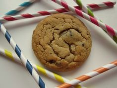 Peanutbutter Chocolate Chip Cookie