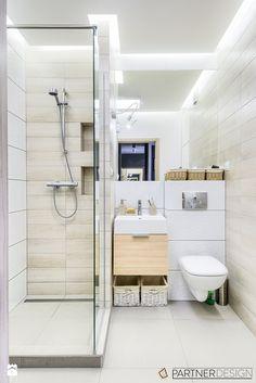 Wystrój wnętrz - Mała łazienka z prysznicem - pomysły na aranżacje. Projekty, które stanowią prawdziwe inspiracje dla każdego, dla kogo liczy się dobry design, oryginalny styl i nieprzeciętne rozwiązania w nowoczesnym projektowaniu i dekorowaniu wnętrz. Obejrzyj zdjęcia!