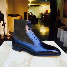 Balmoral Boots