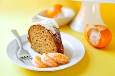 Candied Clementine Cake by teenytinyturkey, via Flickr