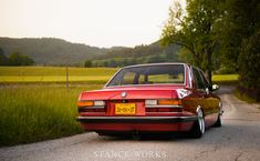 ON THE OTHER HAND – ELMAR DEN EXTER'S 1986 BMW E28 520I