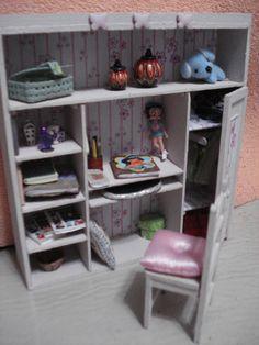 Mueble escritorio/placard adolescente