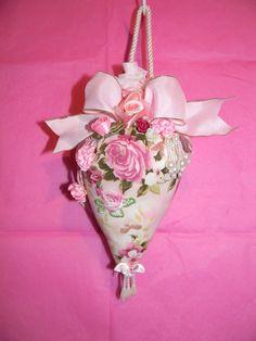 French Lavender Sachet by pinkrosebudsandlace on Etsy, $36.00