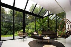 Serre Surhuisterveen - De Boer Serrebouw Design Your Dream House, My Dream Home, House Design, Exterior Design, Interior And Exterior, Mud House, Piece A Vivre, House Rooms, Interior Design Kitchen
