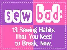 sew bad