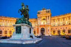 Viena é linda e tem a melhor noite 🤗