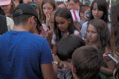 Концерт на Рафи в Bulgaria Mall.