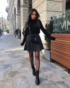 Fashion Mode, Casual Winter Outfits, Winter Fashion Outfits, Edgy Outfits, Mode Outfits, Classy Outfits, Look Fashion, Autumn Fashion, Womens Fashion