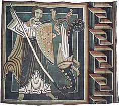 St Michael the Archangel 04 - Tapestry