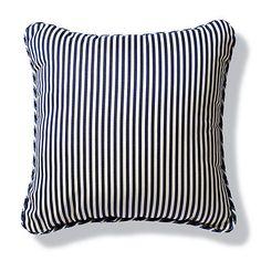 Dockside Denim Pillows