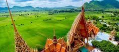 Das sind 15 der schönsten Tempel in Thailand -  http://travel.flashpacking4life.de/15-wunderschoene-tempel-in-thailand/