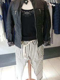 #pantaloni €37 #giubbotto €42 #maglia €27,90 ....     #swagstoretimodellalavita #originalswagstore #swagstore #sarahchole #everis #abbigliamento #clothing #donna #borse #bags #swag #italy #italia #love #fashion #selfie #business #news #follow #images #sales #collection #fashionweek #fashionaddict #fashiondaily #colorful #style #vogue #moda #stile #madeinitaly #totallook #original #cool #unique #woman…