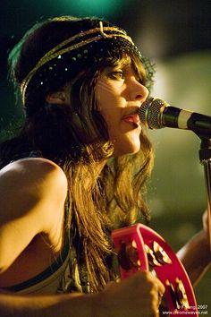 Natasha Khan - Bat for Lashes. The Stevie Nicks of the modern age?