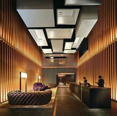 Be inspired by luxury hotels around the world | PorusStudio - Porus Studio is a contemporary luxury furniture brand that blends Portuguese craftsmanship and outstanding materials, different aesthetics and lifestyles. | lobby | hotel furniture | hotel aesthetic | hotel ideas | hotel interiors | decor | modern lobby | lobby architecture | lobby decor ideas | lobby interior design | hotel reception