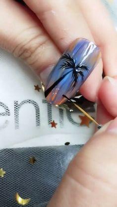 Simple nails art design video Tutorials Compilation Part 364 – My Winter Nails C… – Fancy Nails Nail Art Designs Videos, Simple Nail Art Designs, Nail Art Videos, Winter Nail Designs, Easy Nail Art, Glittery Nails, Fancy Nails, Cute Nails, Peacock Nails