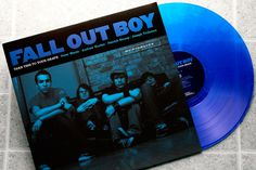 Fall Out Boy - Packaging by Stereotype NYC
