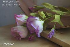 Курс по созданию реалистичных цветов из фоамирана в Санкт-Петербурге. - Ярмарка Мастеров - ручная работа, handmade