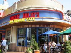 Uncle Julio's Rio Grande Cafe on Library Street in Reston Town Center