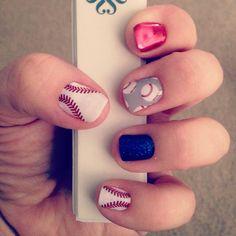 Ask me about Jamberry Nail wraps!   Email: elizabethchavezjams@gmail.com.  Website: http://elizabethchavezjams.jamberrynails.net/  Facebook: https://www.facebook.com/ElizabethJams jamberry jamicure manicure nails nail wraps nail designs summer beauty baseball little league baseball mom