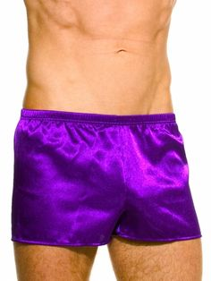 A handsome boxer short with a touch as soft and smooth as satin. Lightweight and easy to wear, a great addition to your underwear collection
