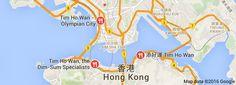 Map of tim ho wan hong kong