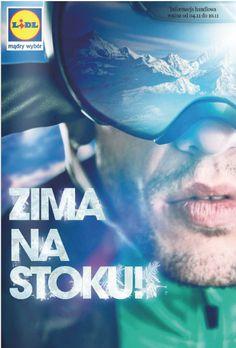 Zimowe marzenie może zacząć spełniać się w Lidlu. Czekają na ciebie ubrania narciarskie, w których zawojujesz stoki. http://www.promocyjni.pl/gazetki/11656-zima-na-stoku-gazetka-promocyjna