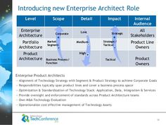 introducing new enterprise architect role